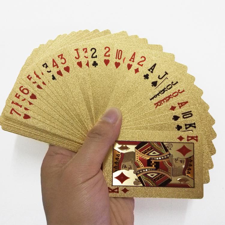 扑克牌定制